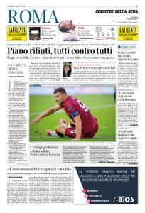 Corriere della Sera Roma – 07 agosto 2020