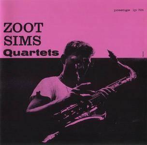 Zoot Sims - Quartets (1956) [Reissue 2008]