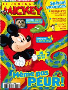 Le Journal De Mickey N°3135 du 3 août 2011