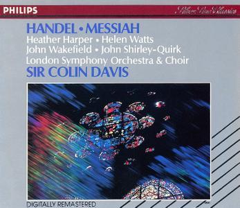 Sir Colin Davis, London Symphony Orchestra,  London Symphony Chorus - Handel: Messiah (1987)