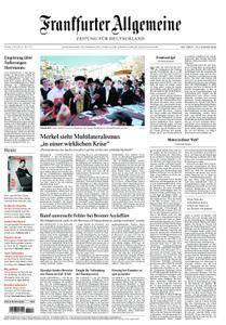 Frankfurter Allgemeine Zeitung F.A.Z. - 12. Mai 2018