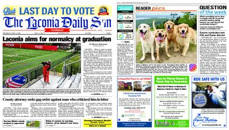 The Laconia Daily Sun – June 11, 2020