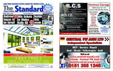 The Standard Chester & District – October 05, 2017