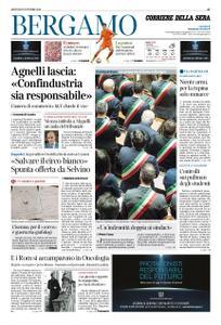 Corriere della Sera Bergamo – 17 ottobre 2019