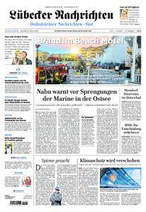 Lübecker Nachrichten Ostholstein Süd - 09. Januar 2018
