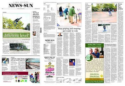 Lake County News-Sun – September 11, 2018