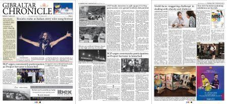 Gibraltar Chronicle – 04 June 2018
