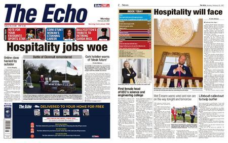 Evening Echo – February 22, 2021