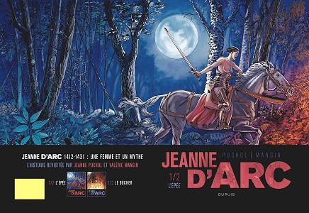 Jeanne d'Arc - Tome 1 - L'épée