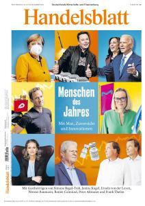 Handelsblatt - 18-20 Dezember 2020