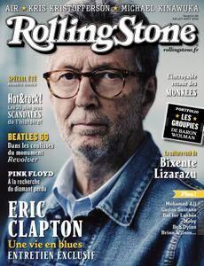 Rolling Stone France - juillet 2016