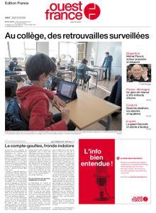 Ouest-France Édition France – 19 mai 2020