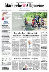 Märkische Allgemeine Dosse Kurier - 20. Juli 2018