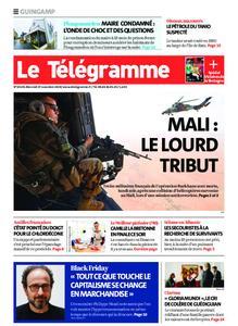 Le Télégramme Guingamp – 27 novembre 2019