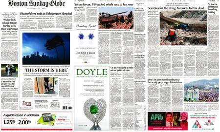 The Boston Globe – September 10, 2017