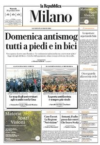 la Repubblica Milano - 28 Gennaio 2020