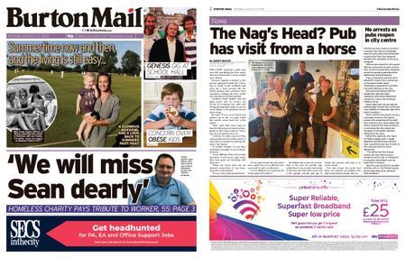 Burton Mail – August 10, 2020