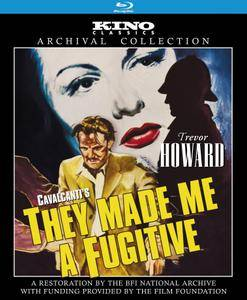 They Made Me a Fugitive (1947) I Became a Criminal