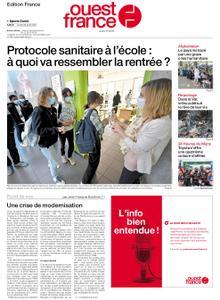 Ouest-France Édition France – 23 août 2021