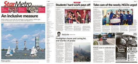 The Star Malaysia - Metro South & East – 20 April 2019