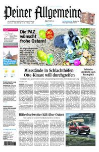 Peiner Allgemeine Zeitung - 20. April 2019