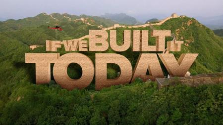 Sci Ch - If We Built It Today Series 1 Part 6: Secrets at the Great Wall (2019)