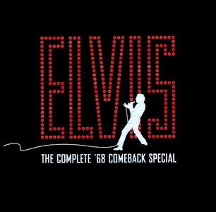 Elvis Presley - The Complete '68 Comeback Special (2008) [4CD Deluxe Box Set] {40th RCA Anniversary Edition}