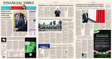 Financial Times Europe – 20 December 2017