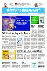 Kölnische Rundschau Wipperfürth/Lindlar – 30. April 2020