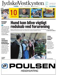 JydskeVestkysten Varde – 19. november 2018