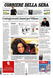 Corriere della Sera – 15 ottobre 2020