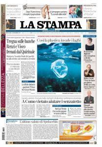 La Stampa Torino Provincia e Canavese - 20 Dicembre 2017
