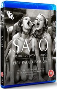 Salò, or the 120 Days of Sodom / Salò o le 120 giornate di Sodoma (1975) [British Film Institute]