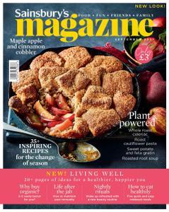 Sainsbury's Magazine – August 2021