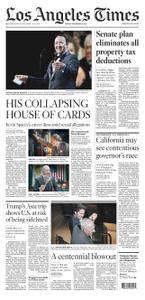 Los Angeles Times  November 10 2017
