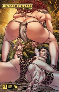 Jungle Fantasy: Secrets #3