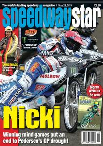 Speedway Star - May 23, 2015