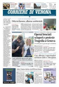 Corriere di Verona - 15 Maggio 2018
