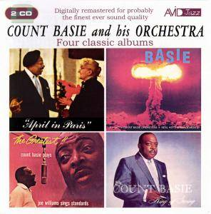 Count Basie and his Orchestra - Four Classic Albums (2008) (Repost)
