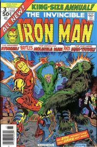 Iron Man Annual v1 003 Complete Marvel Collection