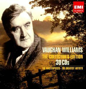 VA - Vaughan Williams: The Collector's Edition - The Masterpieces - The Great Artists (2008) (30 CDs Box Set)