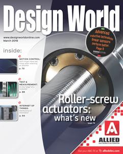 Design World - March 2019