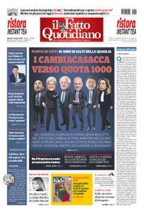 Il Fatto Quotidiano - 01 ottobre 2019