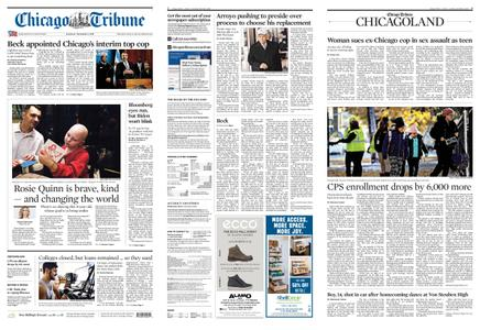 Chicago Tribune – November 09, 2019