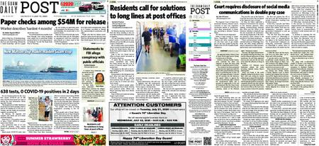 The Guam Daily Post – July 15, 2020