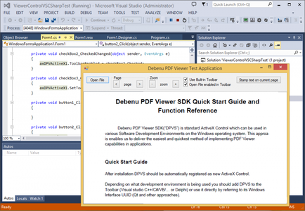 Debenu PDF Viewer SDK 13.11.1.0