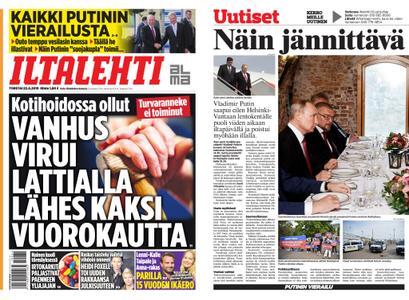 Iltalehti – 22.08.2019