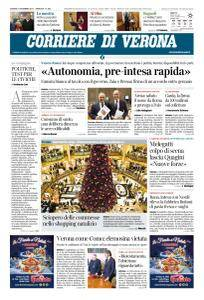 Corriere di Verona - 21 Dicembre 2017