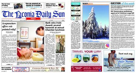 The Laconia Daily Sun – January 31, 2020