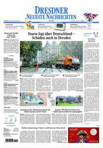 Dresdner Neueste Nachrichten - 30. Oktober 2017